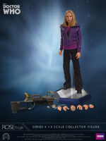 Doctor Who Series 4: Rose Tyler - 1:6 Scale Collectable Figure By Big Chief Studios
